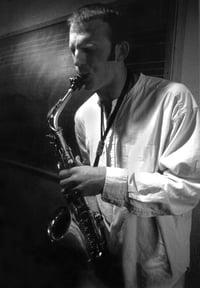 BSOJ Student on Saxophone